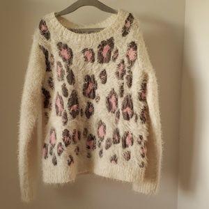 Circo - Leopard Sweater (S 6/6x)